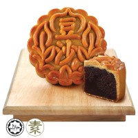 Origins Delights Pure Red Bean Mooncake 1pc x 180g + Free Gift + Free Gift