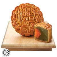 Origins Delights Single Yolk Pandan Mooncake 1pc x 180g