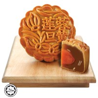 Origins Delights Single Yolk Pure Lotus Mooncake 1pc x 180g